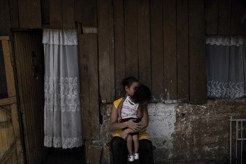 Los niveles extremos de crimen organizado, violencia y pobreza obligan a los niños y sus familias a huir y buscar una nueva vida fuera de Honduras.