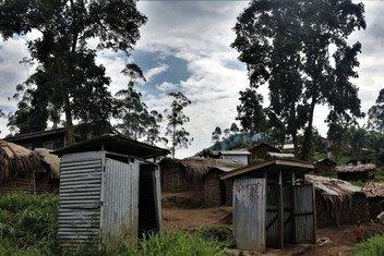 Wakimbizi wa ndani nchini Jamhuri ya Kidemokrasia ya Kongo, DRC.