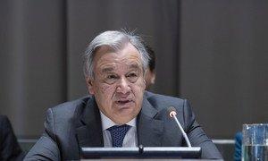 António Guterres participou na abertura do encontro da Comissão Especial de Descolonização