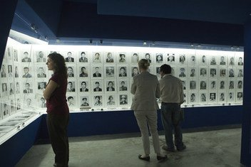 The Community Museum for Historical Memory in Rabinal, Guatemala, dignifies the memory of victims of killings and enforced disappearances in the area. (file)