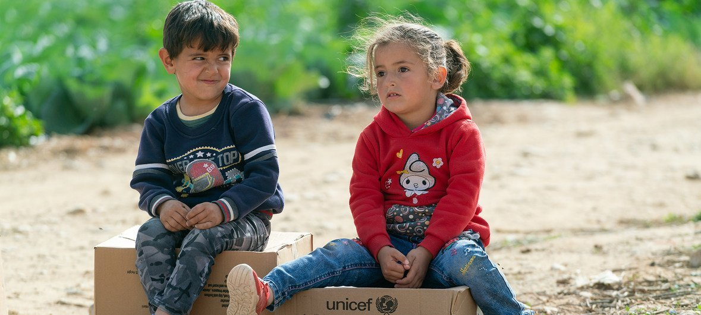 36983aa8d Unicef lança programa para compra de roupa de inverno para crianças sírias