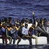 Cerca de 190 pessoas perderam a vida enquanto tentavam atravessar o Mediterrâneo Central