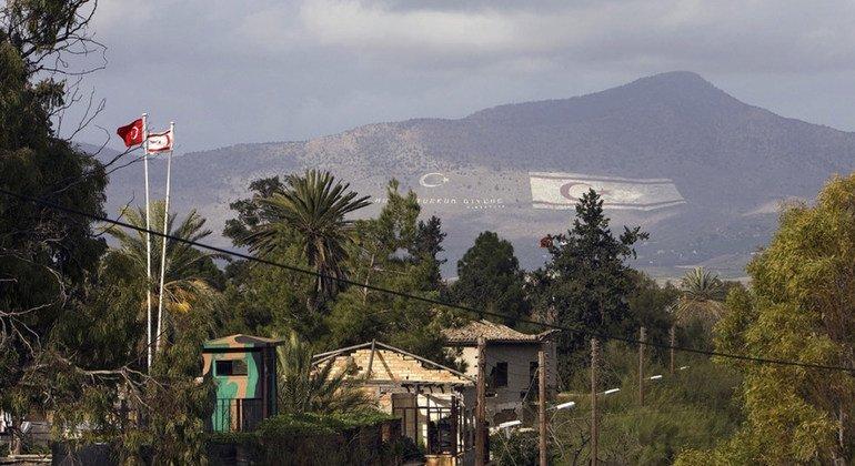 В ООН обеспокоены развитием событий вокруг района Вароша на Кипре