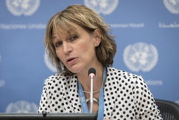 Press Briefing by Ms. Agnes Callamard, Special Rapporteur on extrajudicial, summary or arbitrary executions.