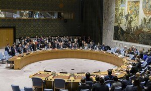 UN political chief calls for dialogue to ease tensions in Venezuela; Security Council divided over path to end crisis