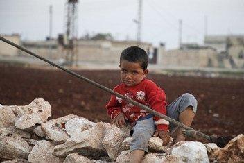 Unicef informou que no leste da Síria, a violência na área de Hajin em Deir-Ez-Zor desalojou cerca de 10 mil pessoas desde dezembro.
