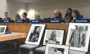 United Nations Civil Society Briefing.