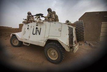 A missão de paz no Mali é a mais perigosa em todo o mundo para os boinas-azuis da ONU.
