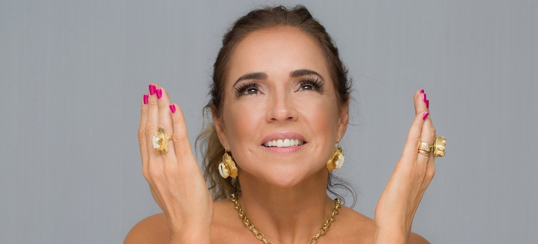 Cantora brasileira Daniela Mercury