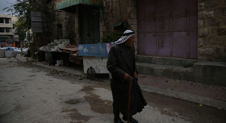 """联合国秘书长:巴勒斯坦宣布举行选举是走向团结的""""关键一步"""""""