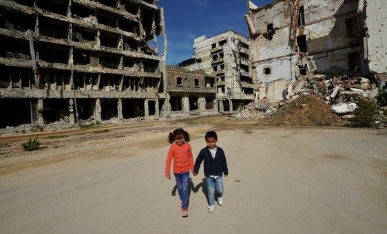Guterres vê uma oportunidade rara de fazer progressos reais na busca de paz e estabilidade.
