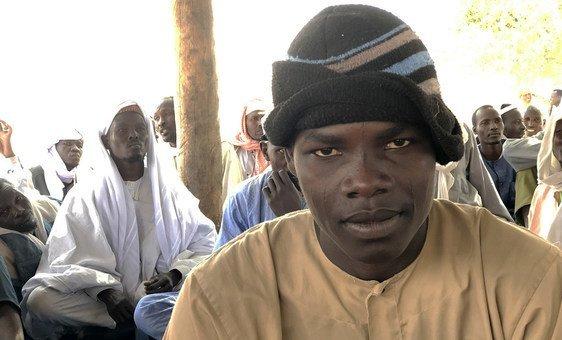 Kedra Abakar, de 25 anos, foi raptado da sua casa na ilha Ngomiron Doumou, no Lago Chade, por terroristas do Boko Haram