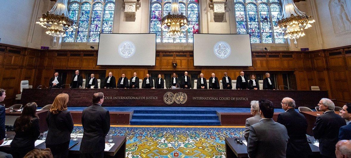 La Corte Internacional de Justicia se declara competente para juzgar un litigio entre Irán y EE. UU.