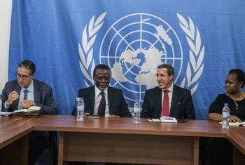 Une délégation de haut niveau de l'ONU en visite en République centrafricaine du 13 au 15 février 2019.