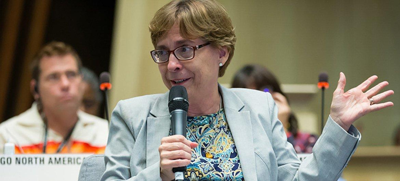 Mariângela Simão é diretora-geral assistente para Acesso a Medicamentos, Vacinas e Produtos Farmacêuticos da OMS