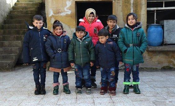 f0078c4be Unicef lança programa para compra de roupa de inverno para crianças ...