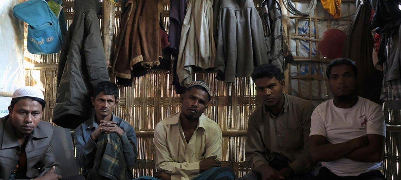 Bangladesh, wakimbizi warohingya waliokimbia Myanmar kusaka usalama Cox's Bazar