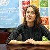 Анастасия Покровская, врач-инфекционист, занимается исследовательской работой в области ВИЧ/СПИДа и тесно сотрудничает с ЮНЭЙДС
