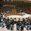 Le Conseil de sécurité des Nations Unies (archive)