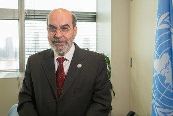 José Graziano da Silva acaba de lançar livro sobre seus dois mandatos à frente da FAO.