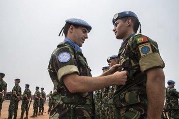 Portugal crê que seja necessário ficar mais dois ou três anos a manter a paz na República Centro-Africana.