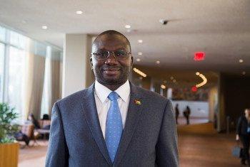 João Butiam Có é Ministro dos Negócios Estrangeiros da Guiné-Bissau, João Butiam Có