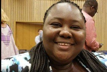 Aissata Camara, Activiste est déterminée à se battre contre les mutilations génitales féminines