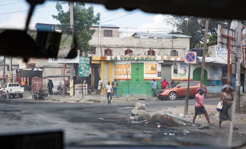 Des affrontements entre bandes cherchant à exercer un contrôle sur les zones peuplées ont connu une recrudescence significative depuis le 1er juin 2021