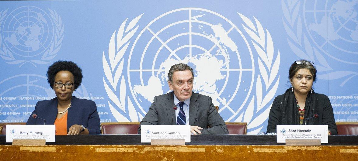 Эксперты ООН призвали Израиль пересмотреть правила применения силы против  демонстрантов | Новости ООН