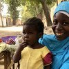 Aminatou Sali fled her home town in north-east Cameroon after it was attacked by Boko Haram. (January 2019)