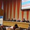 تحيي الأمم المتحدة أسبوع الوئام العالمي بين الأديان في فبراير من كل عام اعترافا منها بالحاجة الملحة للحوار بين مختلف الأديان، وتعزيز التفاهم المتبادل والانسجام والتعاون بين شعوب العالم.