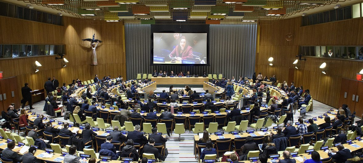 Joint briefing by the President of the General Assembly and the Secretary-General's Special Envoy for the 2019 Climate Summit.