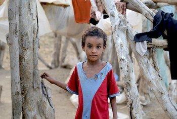 Des millions d'enfants à travers le Yémen font face à de graves menaces causées par la guerre et les hostilités en cours dans le pays.