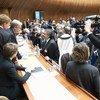 В Женеве состоялась конференци по сбору средств в помощь Йемену. Ее организаторами выступили ООН, а также правительства Швейцарии и Швеции.