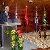 Francisco Ribeiro Telles, secretário executivo da Comunidade de Países de Língua Portuguesa, Cplp.