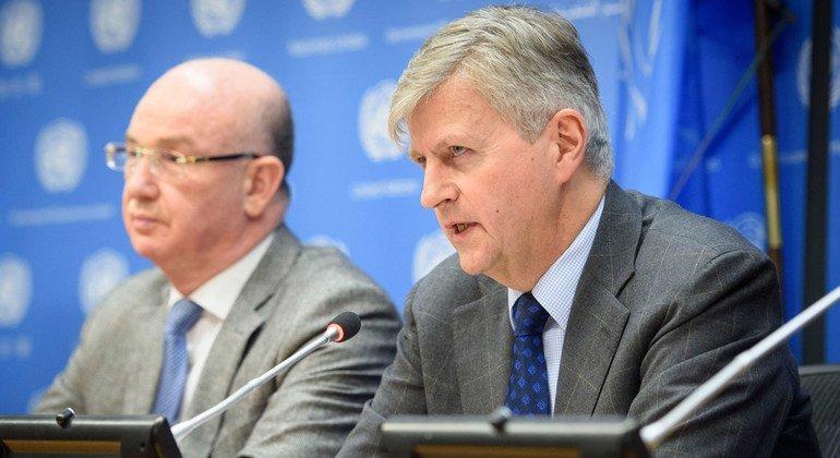 L'ONU, l'UA et l'UE se mobilisent pour la paix en République centrafricaine