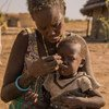 The lean season in South Sudan has left many families with little food and mothers are scrambling to survive, Aweil, South Sudan, January 2018.