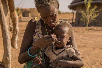 O Unicef estima que no Sudão do Sul, quase 8 mil crianças estejam separadas das suas famílias ou com paradeiro desconhecido, tornando urgente o trabalho de localização familiar.
