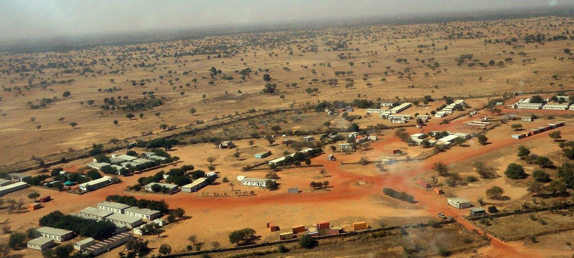 2018年12月20日,非盟-联合国达尔富尔混合行动正式将南达尔富尔州格拉达(Graida)的特派团队部场地移交给苏丹政府,这是混合行动重组和逐步撤出过程的一个步骤。