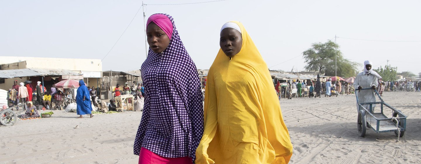 Some 30% of Chadian women between the ages of 20-24 are married before they reach the age of 15. (February 2019)