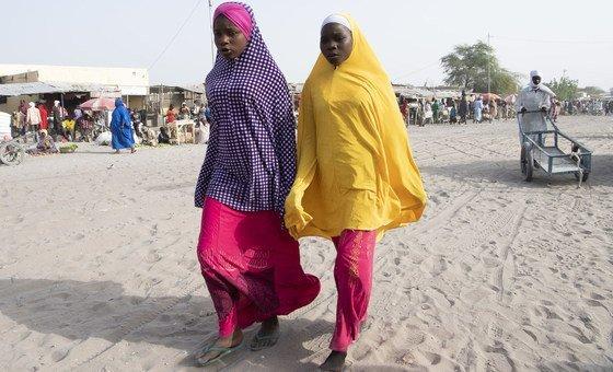 Quelque 30% des femmes tchadiennes agées de 20 à 24 ans sont mariées avant l'age de 15 ans. (Février 2019)