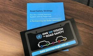 The first UN-wide Road Safety Strategy was launched on 28th February in Geneva and in New York.