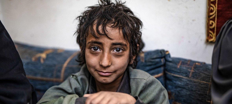 Garantir le bien-etre et l'inclusion de tous les enfants Au Yémen, de nombreux enfants sont privés d'éducation (février 2019);