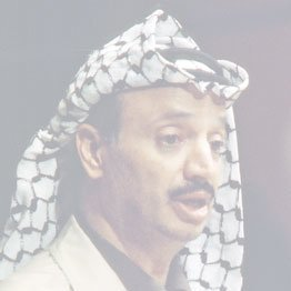 Yasir Arafat, head of the Palestine Liberation Organization (PLO) addresses the UN General Assembly on the question of Palestine.