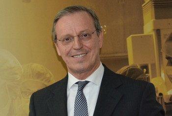 Especialista forense Duarte Nuno Vieira