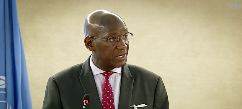 Ministro da Justiça, Assuntos Constitucionais e Religiosos de Moçambique, Joaquim Verissimo
