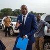 Mankeur Ndiaye, le Représentant spécial du Secrétaire général pour la République centrafricaine (photo d'archives).