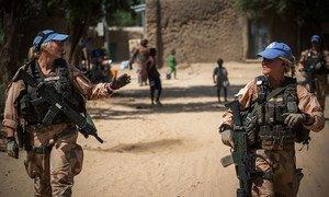 Sweden ni moja ya mchangiaji mkubwa wa vikosi kwenye operesheni za ulinzi wa amani za Umoja wa Mataifa nchini Mali, MINUSMA.