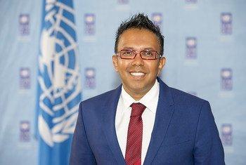 联合国开发计划署副驻地代表戴文德