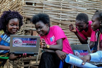 GoGirls ICT is a Juba, South Sudan based non-profit initiative founded by a group of dedicated young women in the fields of computer science, hacktivism and peacebuilding.